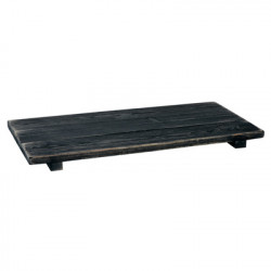 Wood wall shelf 100x30, Solid wood
