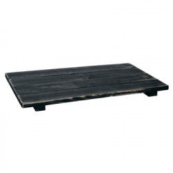 Wood wall shelf 100x40, Solid wood