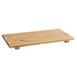 Wood wall shelf 60x30, Solid wood