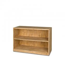 Comptoir bas H80 cm, bois massif
