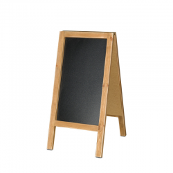 A-frame chaclkboard, Solid...