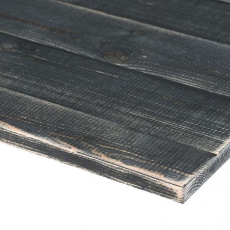 Panneau d'habillage L80 x H96,2 cm, bois massif