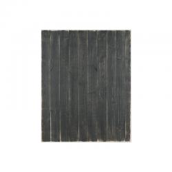 Panneau d'habillage L120 x H96,2 cm, bois massif