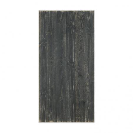 Panneau d'habillage L120 x H59,5 cm, bois massif