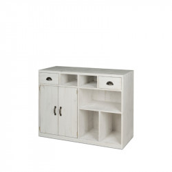 Retail shop counter, Solid wood