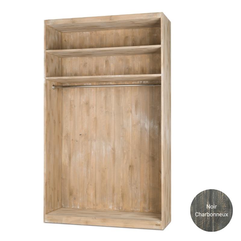 Wardrobe, solid wood