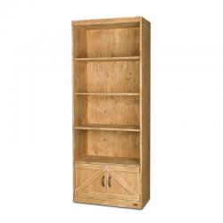 4-tier shelf unit 2 doors,...