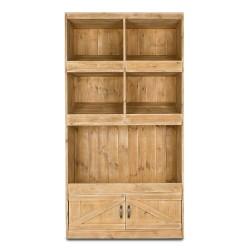 3-tier bakery shelf unit, 2...