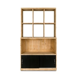 7-cube shelf unit HATCH,...
