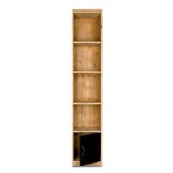 Colonne 4 casiers HATCH en bois massif