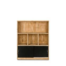 4 cube shelf unit HATCH,...