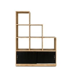 Staircase 6 cube shelf unit...