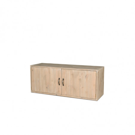 Wooden cabinet H46, solid wood