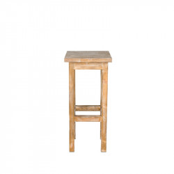 Bar stool H75 cm, Solid Wood