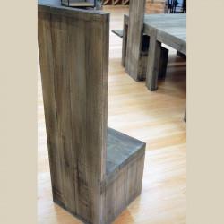 Chaise TRADIS en bois massif