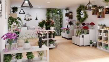 Florist furniture: our essentials to enhance the value of your products.