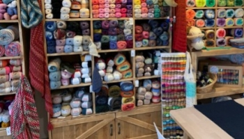 Interview with the Wicked Wool shop, an atypical place