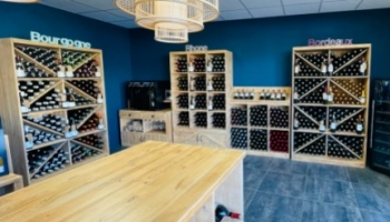Interview with L'Amour du Vin, a unique cellar concept in France